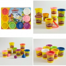 Play-Doh Value Pack 16 Tubs £9 @ Very