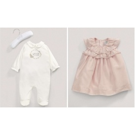 Up To 70% Off Baby Clothing @ Mamas & Papas
