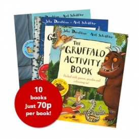 The Gruffalo Activity Collection £6.99