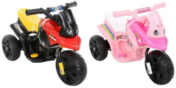Mini Moto Electric Chargeable 6V Kids Ride On Trike Black £30 Delivered @ eBay Store: Halfords