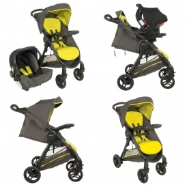 Graco Action Fold 2.0 Travel System £119