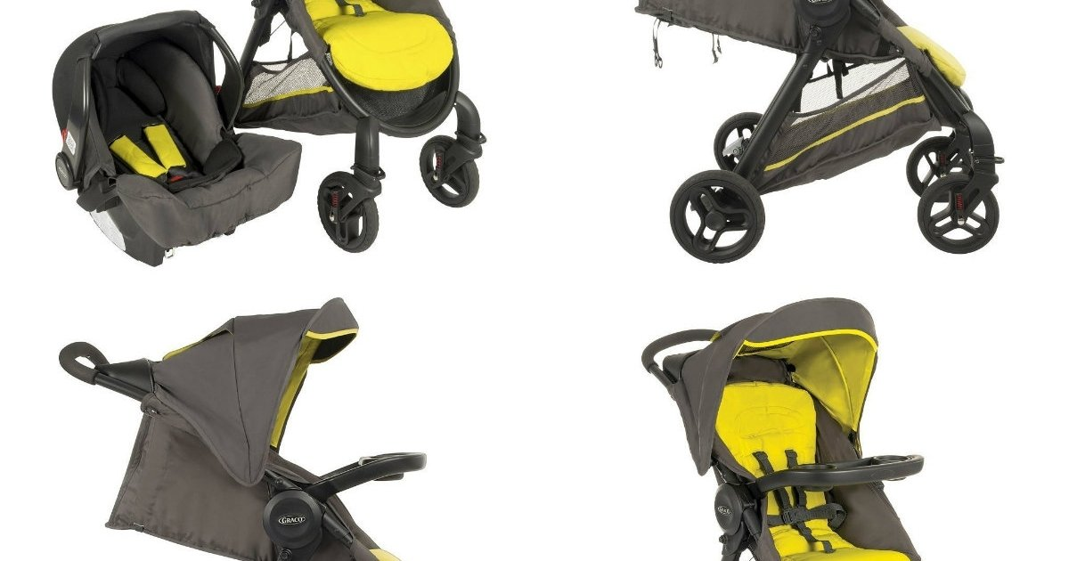 Graco Fast Action Fold 2 0 Travel System 163 119 Delivered