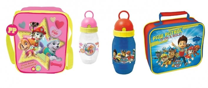 Lunch Bag & Bottle Sets Reduced @ Very