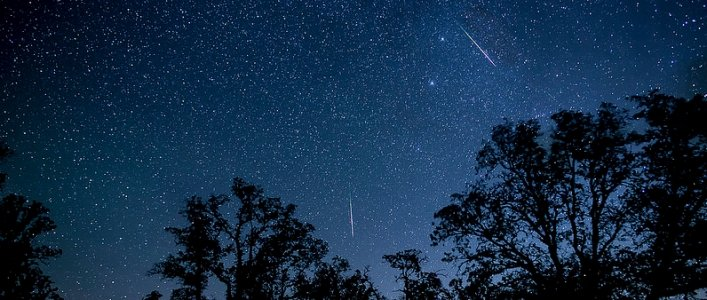 Want To See A Shooting Star?