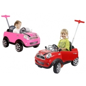 Mini Cooper Push Buggy Ride-On £59.96