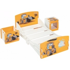 Kidsaw JCB Bedroom Set £121.19 Delivered