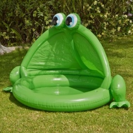 Chad Valley Baby Frog Pool & Ball Pit £5.49