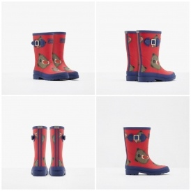 Joules Kids' Wellies £4.95 Delivered