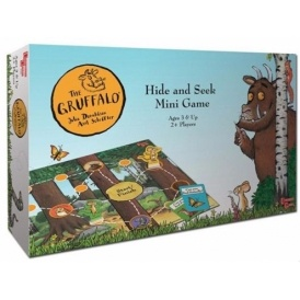The Gruffalo Hide & Seek Mini Game £4.99