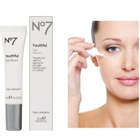 THREE No7 Eye Serums For £20 (was £58.50)