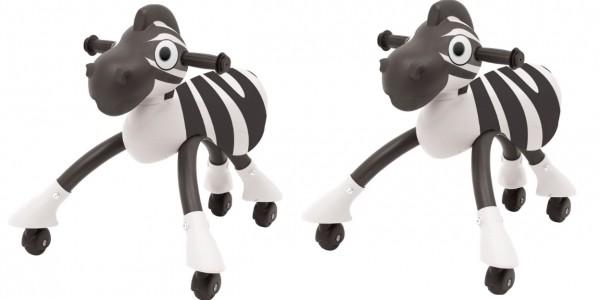 Chad Valley Zoomies Scuttler Zebra £9.99 @ eBay Store: Argos