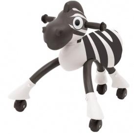 Chad Valley Zoomies Scuttler Zebra £9.99