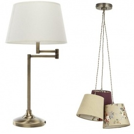 HUGE Savings On Selected Lights & Lamps