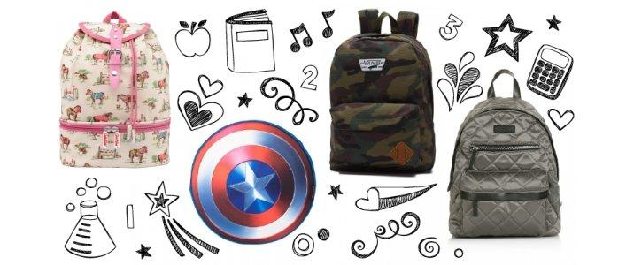 Top 5 Coolest School Bags