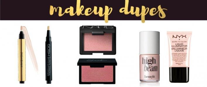 More UK Makeup Dupes!