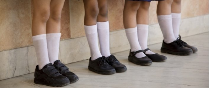 Back To School: Cheapest School Shoes