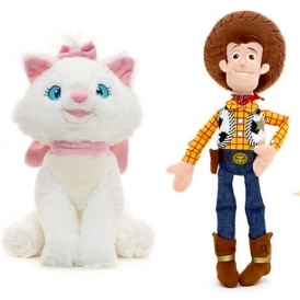 Mini Soft Toys Just £5 @ Disney Store
