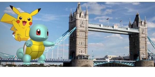 50% Off Pokemon Go! Thames Cruise @ LittleBird