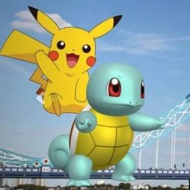 50% Off Pokemon Go! Thames Cruise