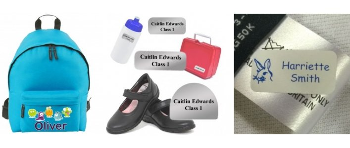 Back To School: 10% Off @ Woven Labels UK