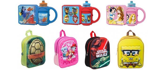 Half Price Backpacks & Lunchbags