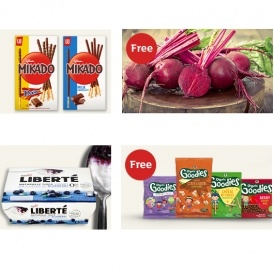 £20 Off £60 + 4 FREE Items @ Sainsbury's