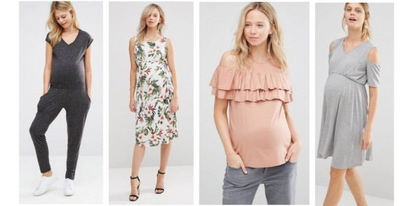 Final Clearance Maternity Wear @ ASOS