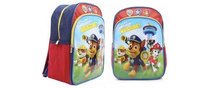 Paw Patrol Light Up Rucksack