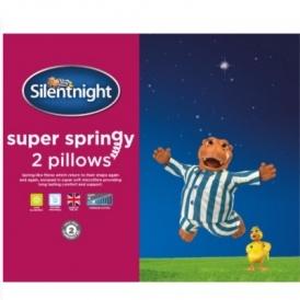 Silentnight Super Springy Pillows £7