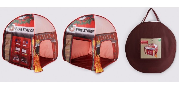 Pop Up Fire Station Play Tent £10 (was £20) @ Marks & Spencer
