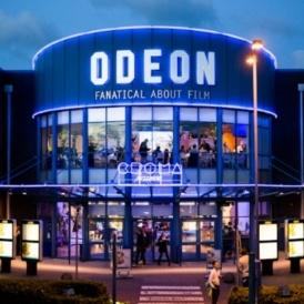 33% Off Odeon Cinema Tickets