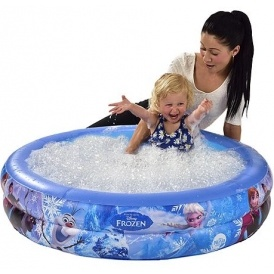 disney frozen bubble tub paddling pool 15 was 30 tesco direct. Black Bedroom Furniture Sets. Home Design Ideas