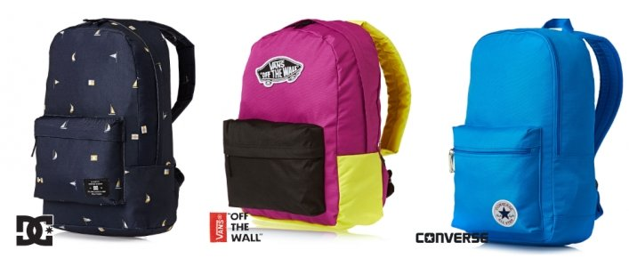 Up To 67% Off School Backpacks