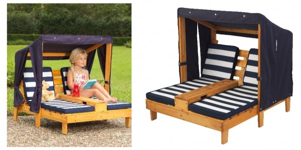 Kidkraft Double Chaise Lounger In Stock @ Very