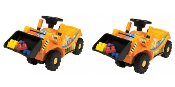 Mega Loader Ride On Toy Now £20 (was £45) @ Very
