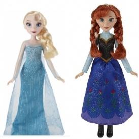 Disney Frozen Anna/Elsa Dolls £5.97