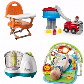 Baby & Toddler Event @ Asda George