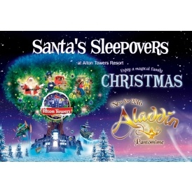 Santa's Sleepovers @ Alton Towers