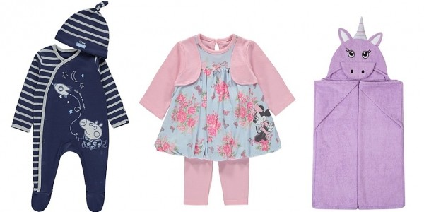 Save 20% On Baby Clothing & Nursery Essentials When You Spend £30 @ Asda George