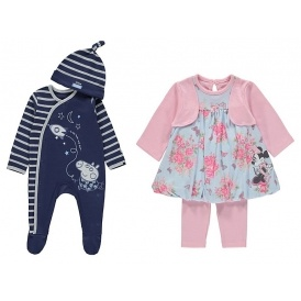 Save 20% On Baby Clothing & Nursery