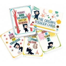 Milestone Toddler Cards £8.66