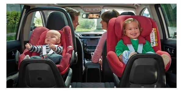 Maxi-Cosi Car Seat Swap Service: They'll Replace Your Car Seat Free Of Charge In The Event Of A Car Accident