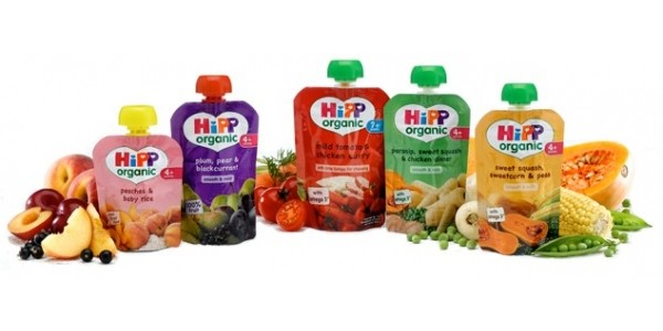 FREE Hipp Organic Baby Food Pouch (Using Voucher)