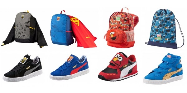 20% Off All Kids Footwear & Backpacks Using Code @ Puma