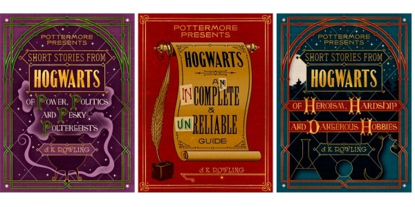 3 New Harry Potter Short Stories Available To Pre-Order @ Amazon