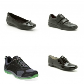 Up To 50% Off Black Shoes + FREE Delivery
