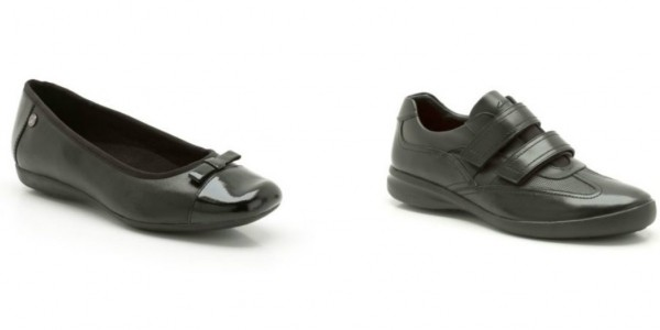 Back To School: Up To 50% Off Black Shoes + FREE Delivery @ Clarks Outlet