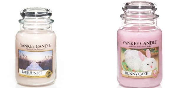Big Savings On Selected Candles & Accessories @ Yankee Candle