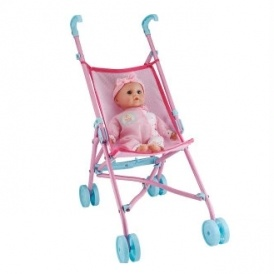 Cupcake Doll And Stroller £10 @ Mothercare