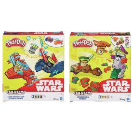 Play-Doh Star Wars Vehicles £4.99